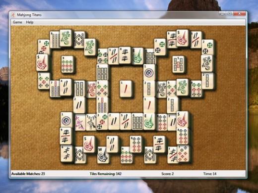 Mahjong Titans | Play Mahjong Free Online