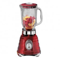 Classic red Osterizer blender