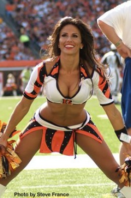 Ben-Gal from Cincinnati Bengals