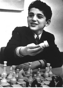 Young Kasparov