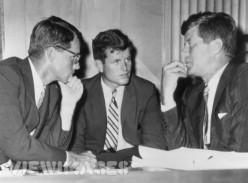 Senator Edward Kennedy~Funeral