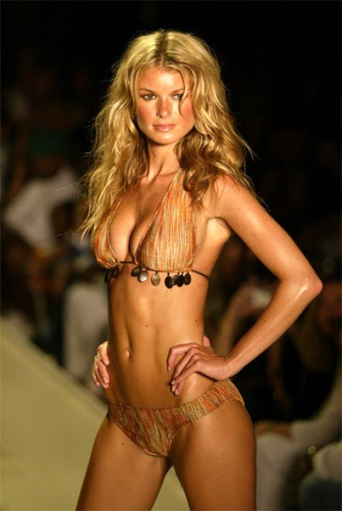 Marisa miller the most beautiful body in the world