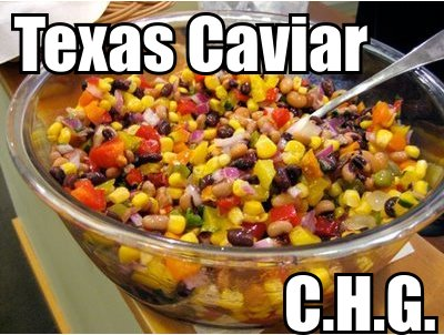 Texas Caviar is so delicious and easy to make.
