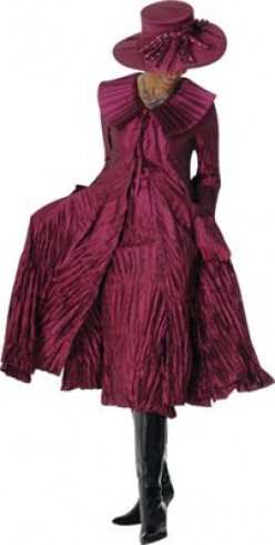 Cranberry Delight by Terramina, one of our new ensembles for Fall 2009.