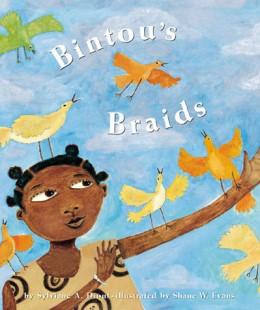 Bintou's Braids by Sylvianne Diouf