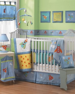 Baby Bedroom Sets on Quick Guide To Purchasing Modern Baby Crib Bedding Sets