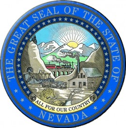 Seal of the State of Nevada