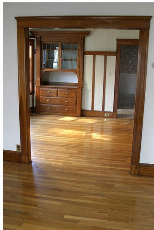 Anderson Hardwood Flooring is a company that has passed down their knowledge of flooring from generation to generation.