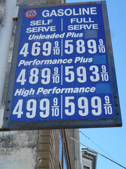 Tips on how to save money by improving your Fuel Mileage