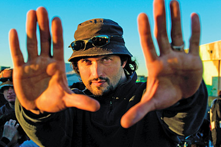 The 'Mexican Killer' Robert Rodriguez...