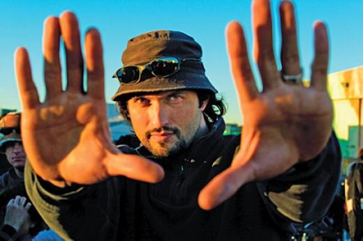 The 'Mexican Killer' Robert Rodriguez...