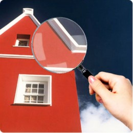 A home inspection is essential when buying a house.