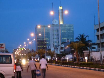 Lagos at Night