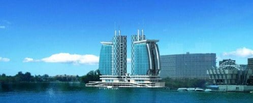 Twin Towers (New Development)  Victoria Island
