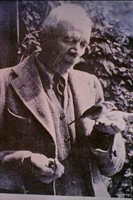 Corbett in Nyeri before his death