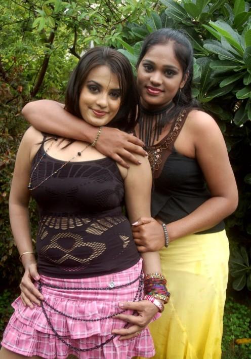 Roopa Kaur and Madhulika hot pics
