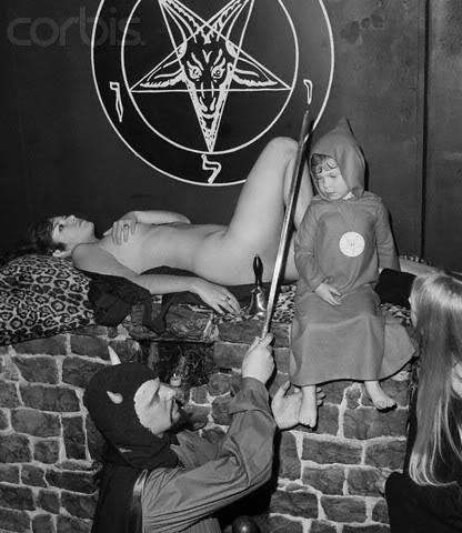 Satanic Baptism