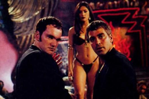 Tarantino and Clooney kill this movie...