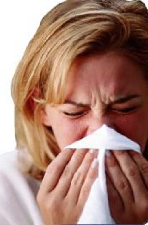 Все об аллергии.  Симптомы, возбудители, лечение.