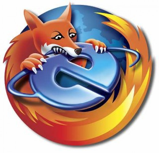 This is not the real Mozilla Firefox image