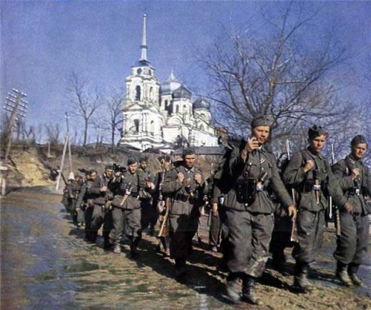 Eastern Front WW1