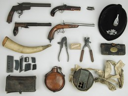 WW1 German weapons