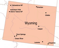 The Best of Wyoming's 5 Popular, or Not So Popular, Tourist Destinations