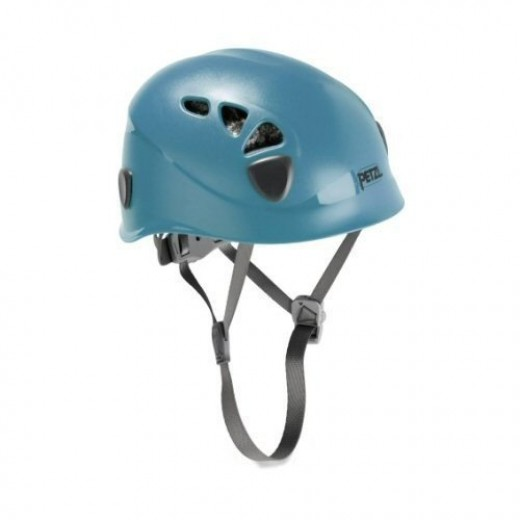 Petzl Elios: a good compromise between toughness, weight and price.