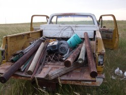 The Yellow Pickup: The Life of a Pasture Truck