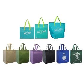 Insulated tote bag set