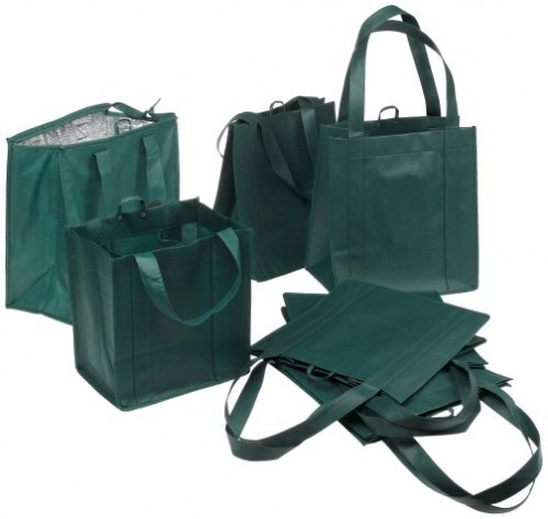 Earthwise tote bags