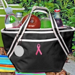 Breast Awareness Insulated Lunch Bag