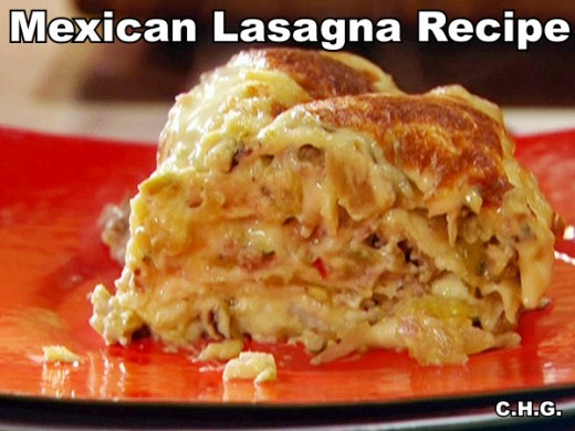 Here is truly the best Mexican Lasagna you will ever eat. There is no ...