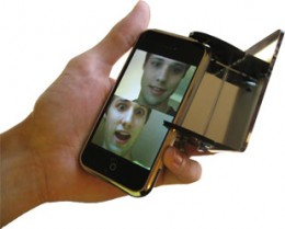 iPhone hacked to perform video conferencing