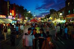 Street Festival - Toronto, Canada