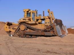 Excavator - Powerful Plant Machinery
