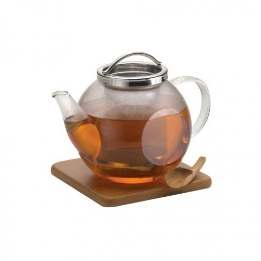 Bonjour Harmony Glass Tea Set