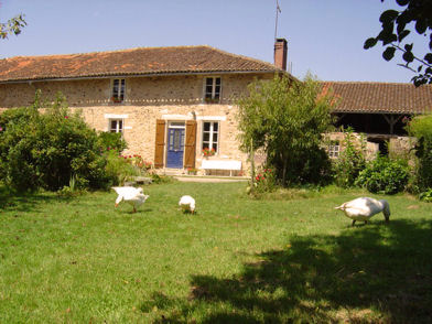Our Bed and Breakfast in Limousin France