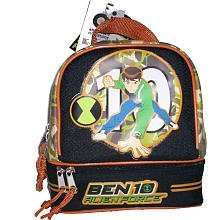 Ben 10 kids lunch bag