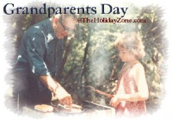 The Origins Of Grandparents Day In The United States