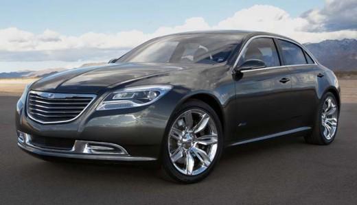 Chrysler 200 C EV