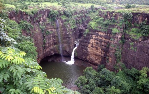 Ajanta Waterfalls