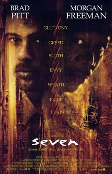 """Seven"" promotional poster"