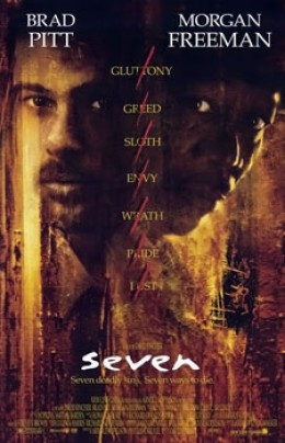 """""""Seven"""" promotional poster"""