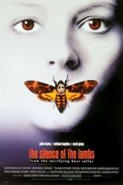 """The Silence of the Lambs"" promotional poster"