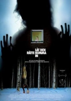 """Let the Right One in"" promotional poster (Sweden)"