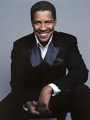 Famous black actors - Denzel Washington