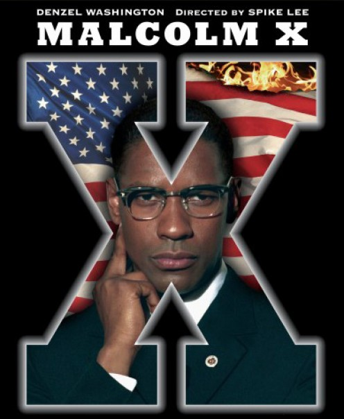Famous black movies - Malcolm X