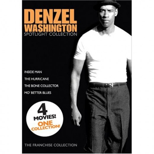 Denzel Washington movie pack