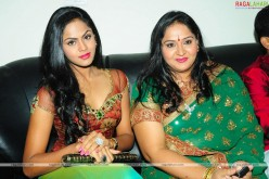 Radha's daughter Karthika Photos